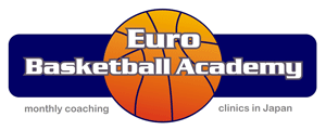 Euro BBA monthly Coaching Clinic in Japanロゴ