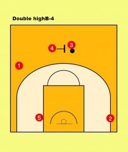 Double highB-4