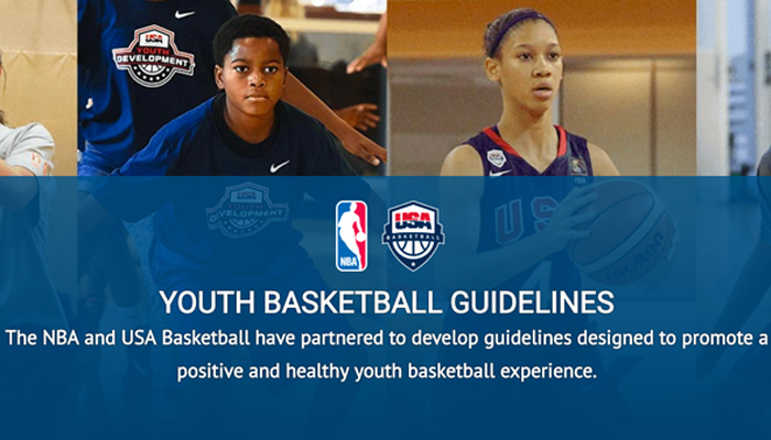 YOUTH BASKETBALL GUIDELINES(翻訳)