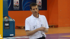 Torsten Loibl 氏が用いた『ファイブ』。その導入プロセスを考える(Euro Basketball Academy monthly Coaching Clinicより)
